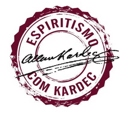 Logo do Grupo de Debates Espiritismo Com Kardec
