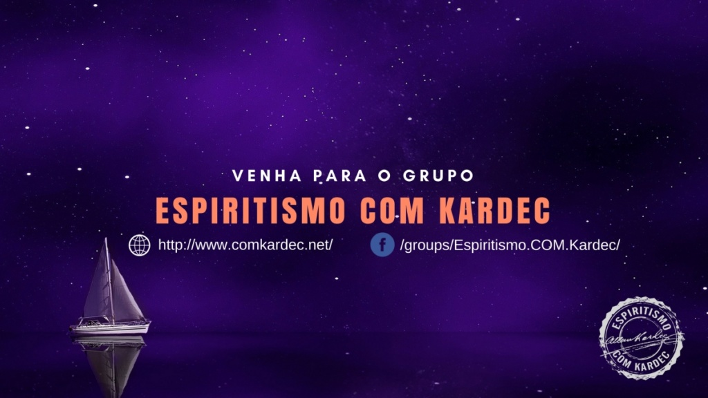 Link permanente para: Galeria Espiritismo Com Kardec
