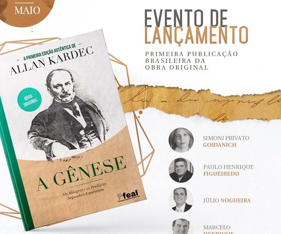 Link permanente para: Gênese Restaurada – Evento de Lançamento – Venha Assistir